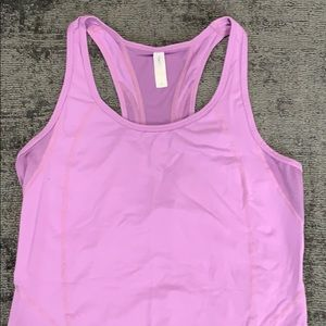 GAPfit Light Purple Tank